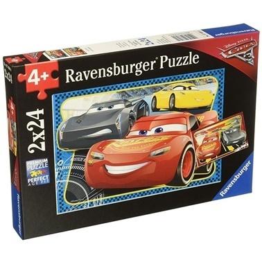 Ravensburger Ravensburger Walt Disney Cars  Parça Puzzle Renkli